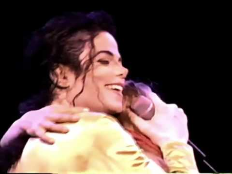 Michael Jackson - She's Out Of My Life - Live in Buenos Aires, Argentina October 12,1993
