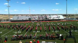 "Liberty High School ""Pride of the Lancers"" Marching Band"