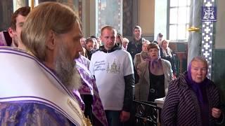 Пребывание в Тульской епархии ковчега с частицей Пояса Богородицы(2017)