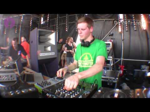 Joris Voorn | Source Festival DJ Set | DanceTrippin