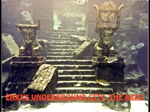 Lost Civilization under Persian Gulf, Ancient, Water World,