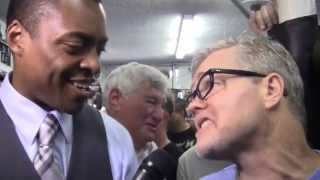 FREDDIE ROACH: FLOYD MAYWEATHER HAD A SPY IN OUR CAMP! floyd mayweather vs manny pacquiao