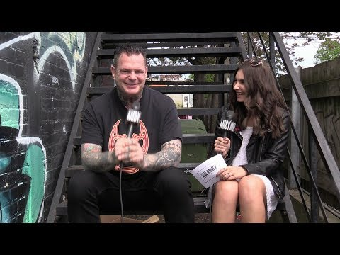 Interview with Vampiro (and his daughter Dasha)