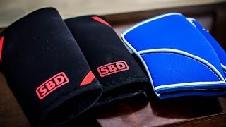 Best Knee Sleeves: SBD vs Rehband