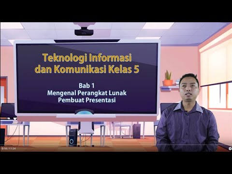 Video Pembelajaran Kelas 5 Mata Pelajaran TIK Mengenal Perangkat…