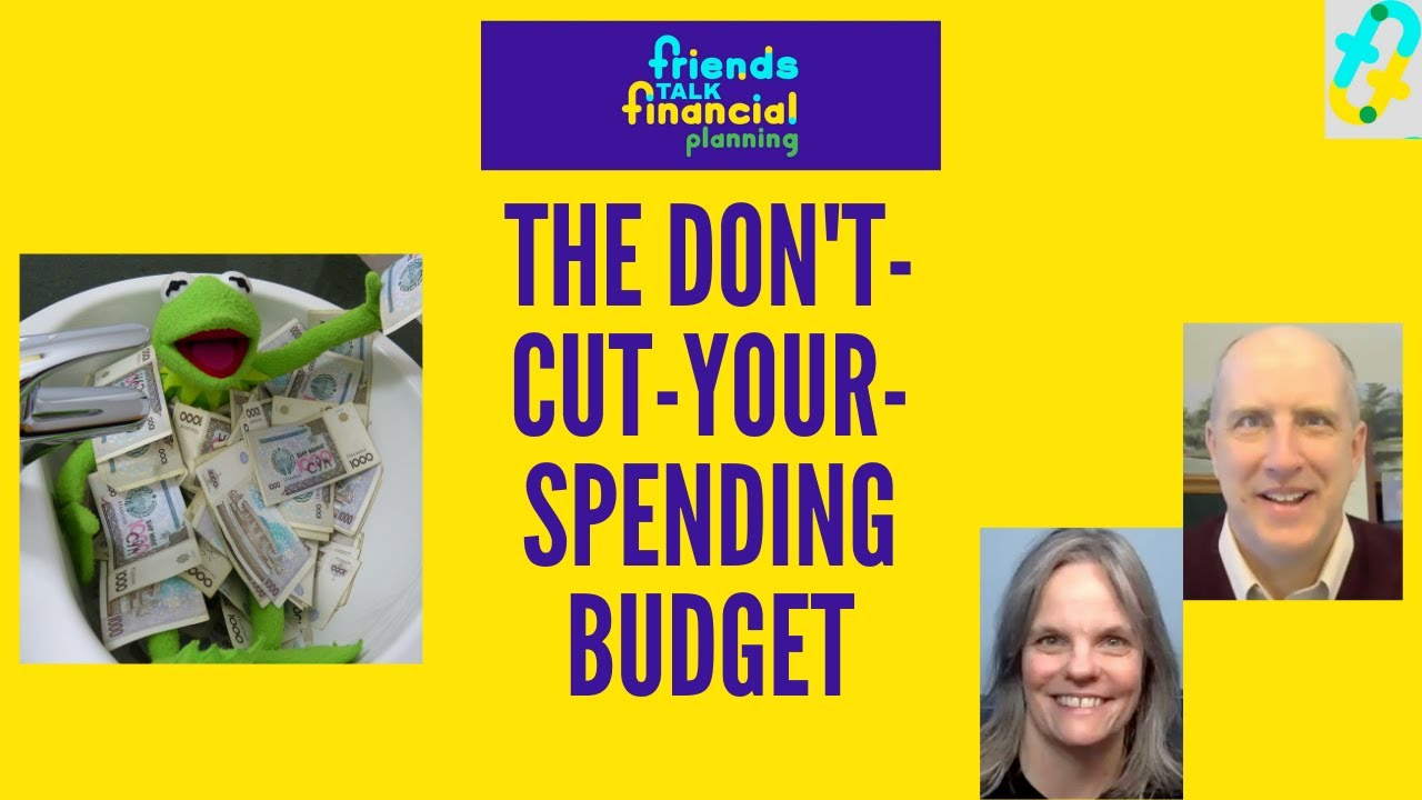 The Don't Cut Spending Budget