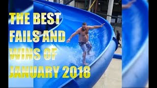 The Best FAILS and WINS (but mostly fails) of January 2018   FFV