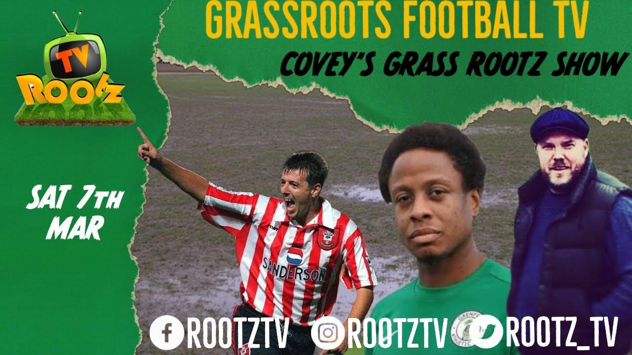 """I nearly left @Southampton FC for ......"" Matt Le Tissier | Coveys Grass Rootz Show"