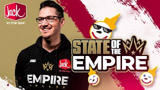 A NEW ADDITION TO THE TEAM?? - State of The Empire 17