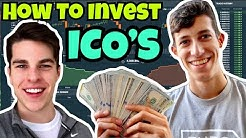 How To Start Investing In ICO'S | Crypto Investing 101