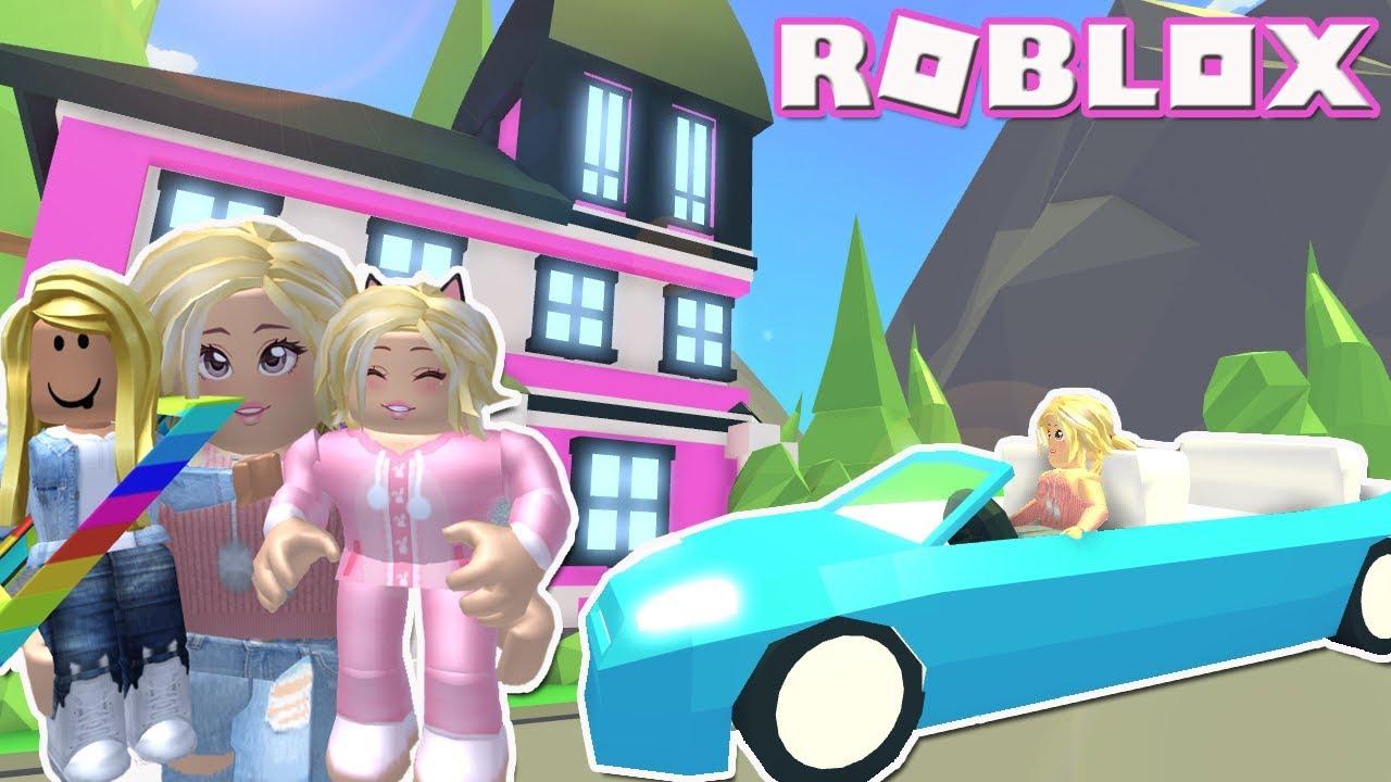Roblox: 👗Adopt Me!👗 [DRESS UP] ~ VIP Limo - YouTube