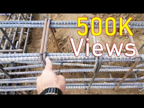 Big mistakes in RCC Beam on Construction site - Civil Engineering Construction video