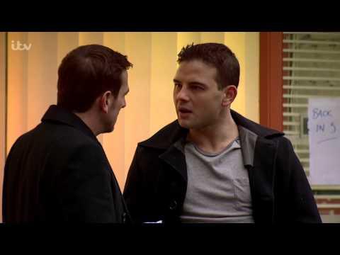 Peter Offers Jason Some Advice - Coronation Street