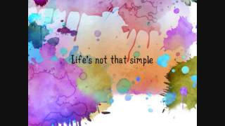 Billy Gilman - One Voice (Lyrics)