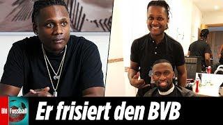 Das ist der Promi-Friseur, der die BVB-Stars rasierte | HD Cutz