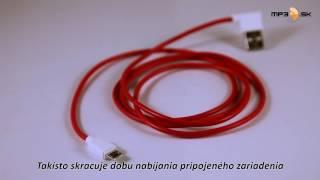 dátový kábel HOCO - recenzia MP3.sk