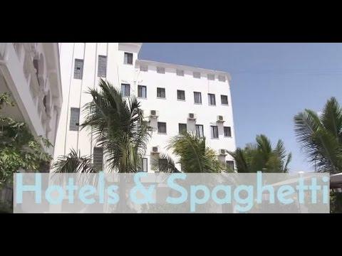 SOMALIA VLOG | My Mogadishu Summer: Hotels & Spaghetti