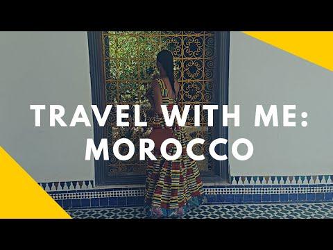 Travel Vlog: Morocco Vacation Part 1