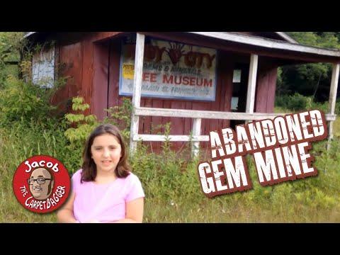 Abandoned Gem Mine