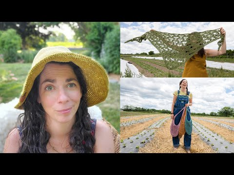 LLK #20: Great Bluprint News, Lola's Farmstand Sack, Bless Your Heart Shawl And More!