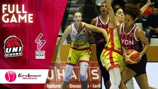 Spar Citylift Girona v LDLC ASVEL Feminin - Full Game - EuroLeague Women 2019-20