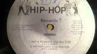 Demmo - Rap & Romance (1987)
