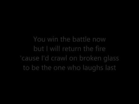 Downplay - The One Who Laughs Last (Lyrics)
