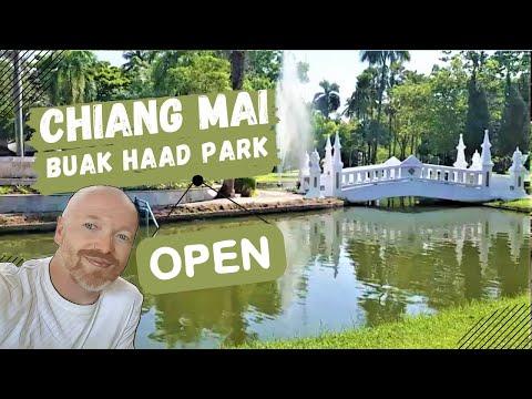 Nong Buak Haad Park Opens   Chiang Mai Lockdown Update   Thailand
