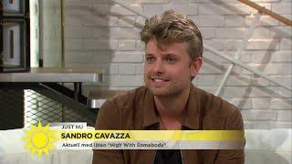 """Sandro Cavazza: """"Min dröm har varit att skriva musik och kunna leva på det, nu kan jag det!""""  - Nyhe"""