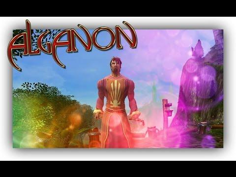 Let's play Alganon – Episode 1 [The beginning]