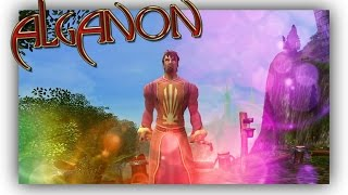Let's play Alganon - Episode 1 [The beginning]