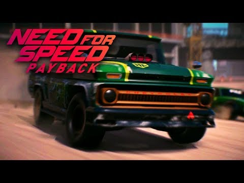 Need for Speed: Payback - Mission #28 - Hazard Company (All Races)