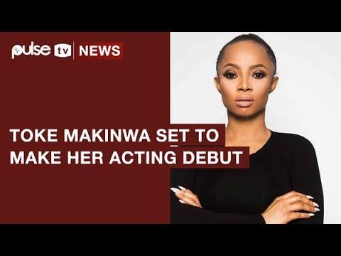 Toke Makinwa To Make Acting Debut In Nollywood | Pulse TV News