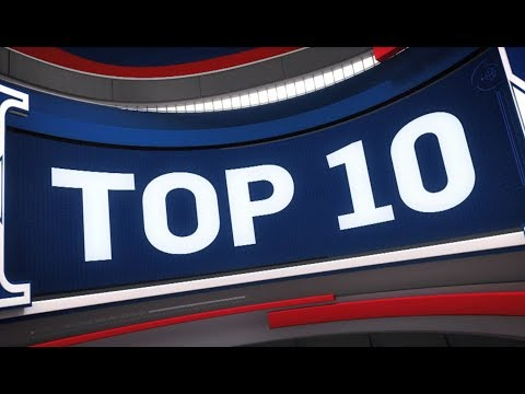 Top 10 Plays of the Night: November 7, 2017