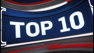 top 10 plays of the night november 7 2017