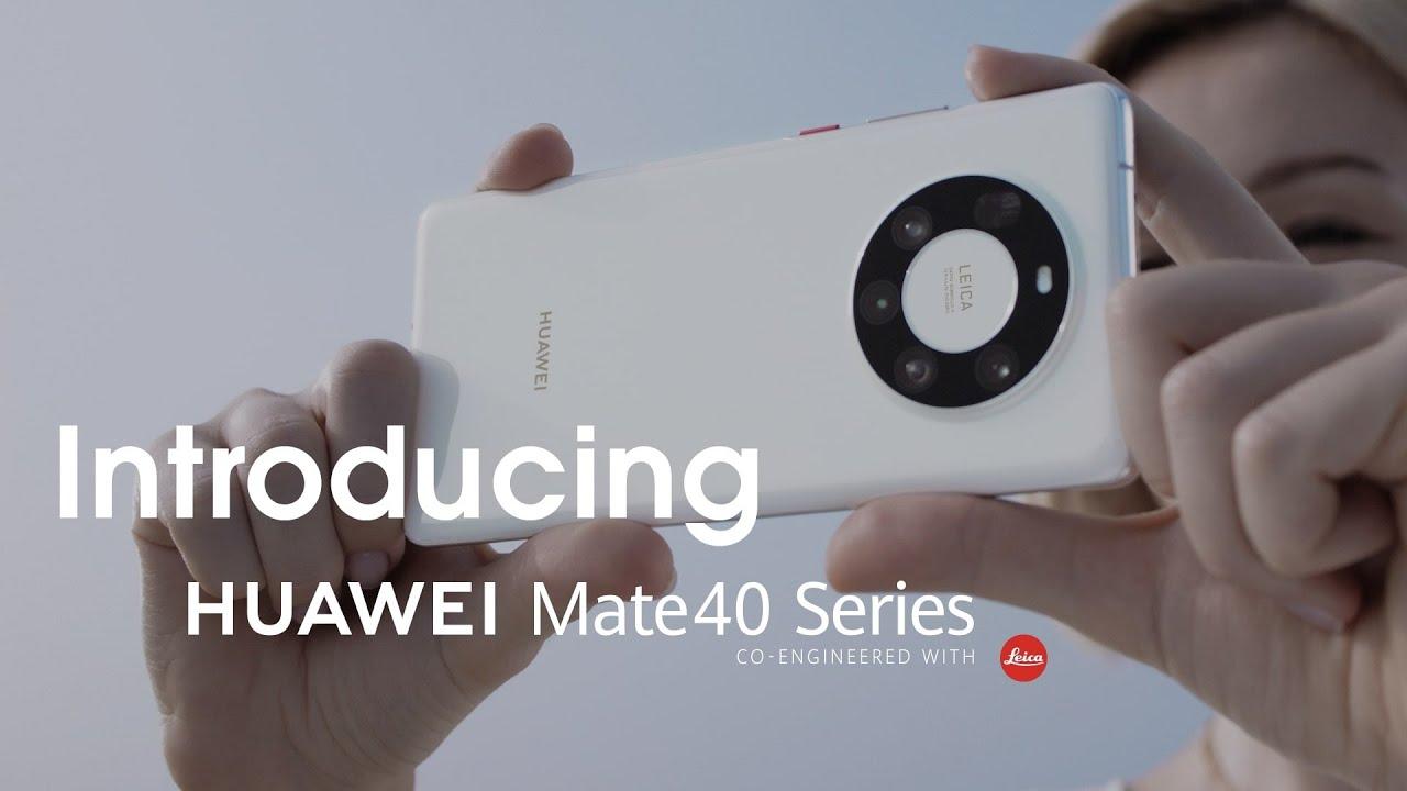Celulares: HUAWEI Mate40 Pro