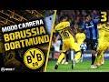 ¡LA CHAAAAAMPIONS VS BRUJAS! | FIFA 19 Modo Carrera: Borussia Dortmund | Episodio 3