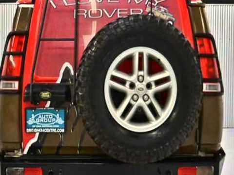 Land Rover Discovery San Antonio >> 2002 Land Rover Discovery Series II 4dr Wgn SE (San Antonio, Texas) - YouTube