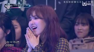ICanSeeYourVoice5 EP4 Seul-gi Red Velvet friend Ji Dong-guk