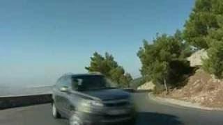 2006 Opel Antara 4x4 promotional video