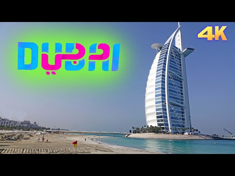 Dubai - United Arab Emirates 2016 4K