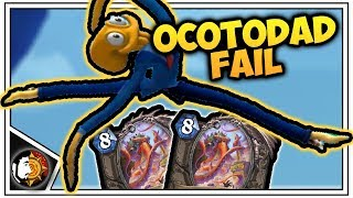 Hearthstone: NEVER Go Full Octodad - Saviors Of Uldum