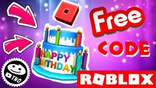 FREE CAKE ROBLOX-12TH BIRTHDAY HAT IN ROBLOX! | Daddy and Barunka CZ/SK