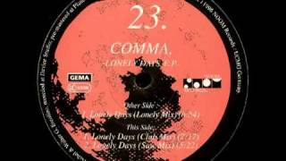 Comma - Lonely Days (Club Mix) | Noom Records