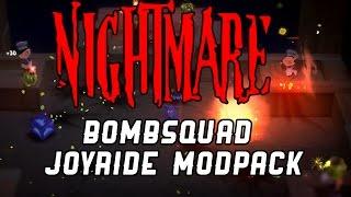 Nightmare Solo BombSquad Joyride Modpack