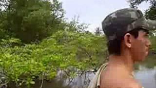 Aventureiros em Tatajuba-Camocim-CE