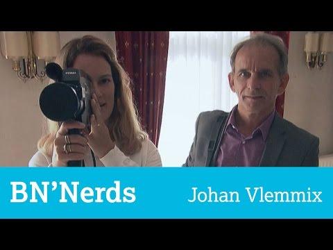 Bekende Nerd: Johan Vlemmix (uit Bright TV)