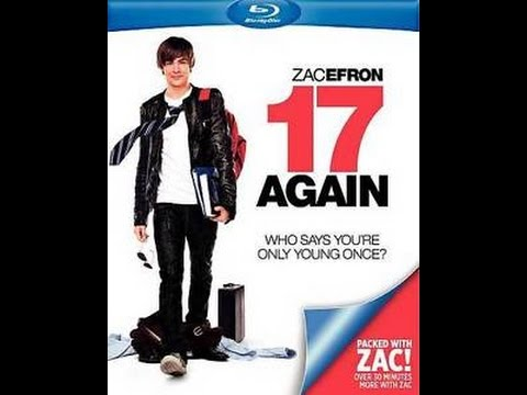 Opening To 17 Again 2009 DVD