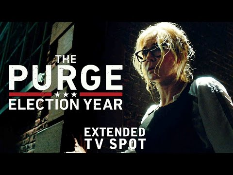 "The Purge: Election Year - ""Survive The Night"" Extended TV Spot (HD)"