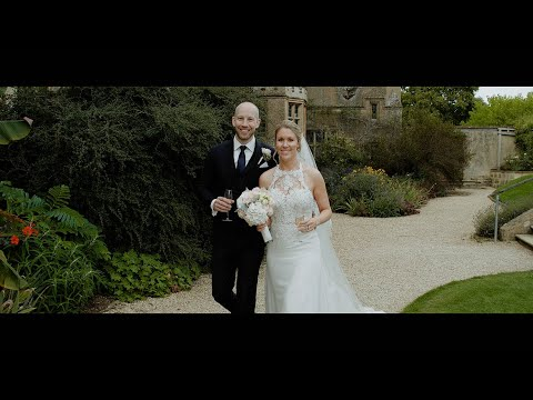 Sudeley Castle Wedding Film // Simone & Andy // The Wedding Film